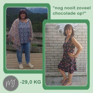 Voedingscoach Monique Jolie