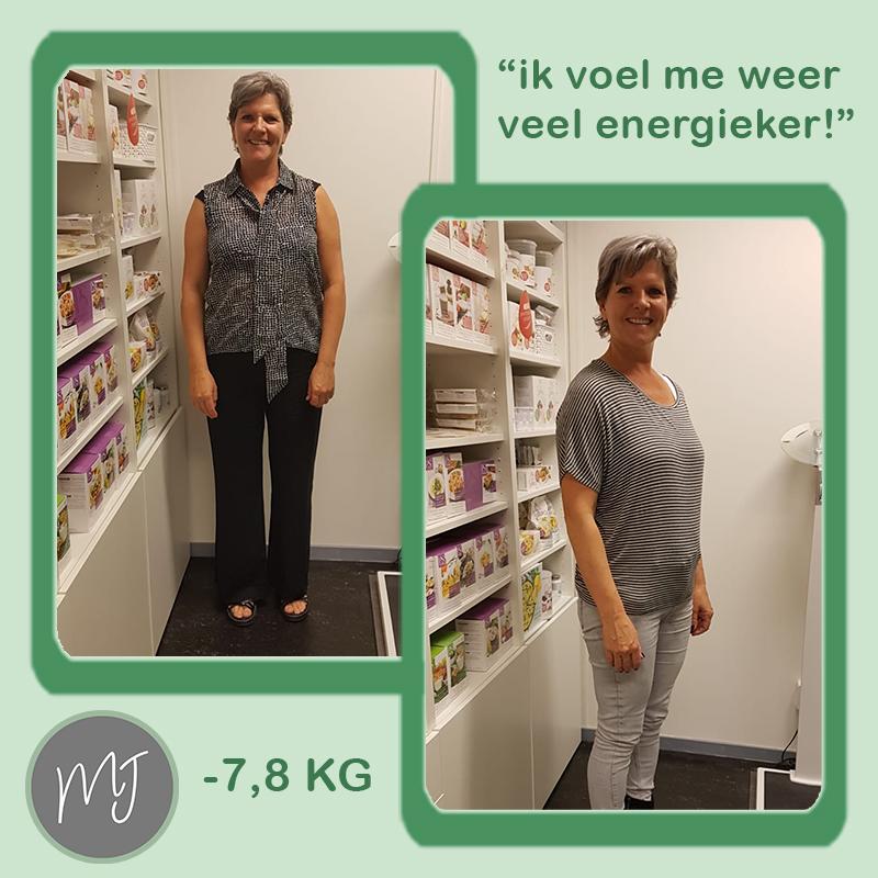 Voedingscoach Monique Jole